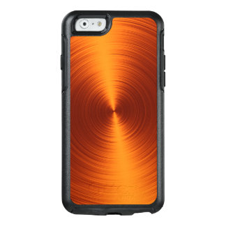 Cool Brushed Copper OtterBox iPhone 6/6s Case