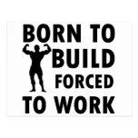 Cool Build Designs Postcards