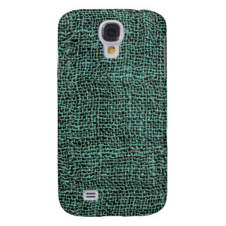 Cool Burlap Texture Samsung Galaxy S4 Cases