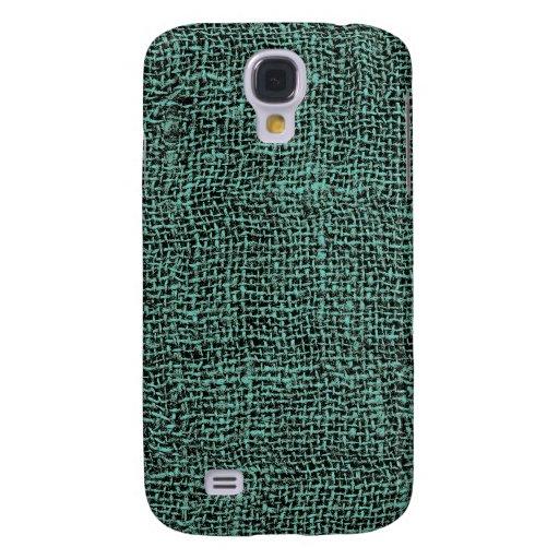 Cool Burlap Texture Samsung Galaxy S4 Cases