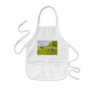 cool caddie kids apron
