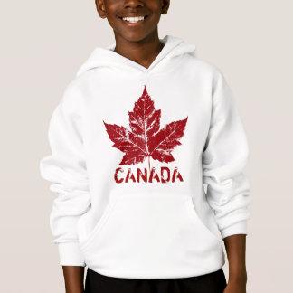 Cool Canada Hoodie Kid's Retro Souvenir Hoodie