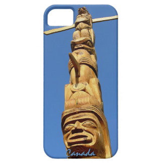 Cool Canada IPhone 5 Case Canada Totem Pole Gift