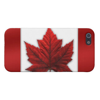 Cool Canada IPhone Case Canada Flag Souvenirs iPhone 5/5S Cases