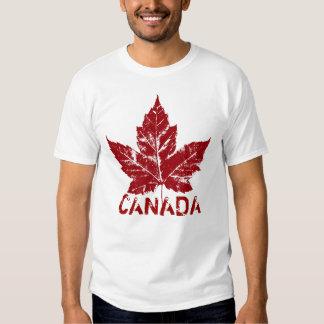 Cool Canada Shirt Retro Maple Leaf Souvenir Tank