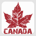 Cool Canada Stickers Maple Leaf Souvenir Stickers