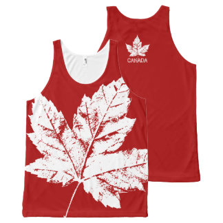 Cool Canada Tank Top Shirt Canada Souvenir Shirts