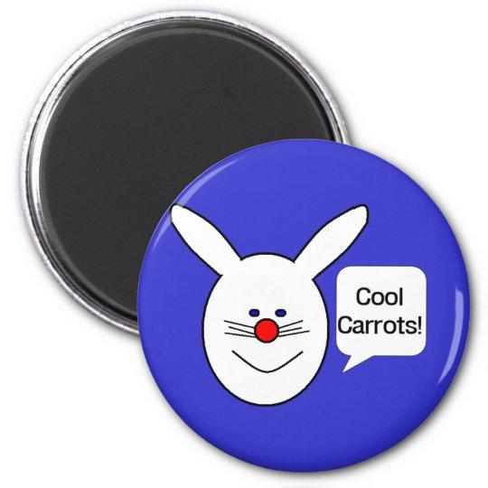 Cool Carrots Magnet