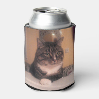 Cool Cat Can holder Can Cooler