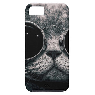 cool cat! iPhone 5 cover