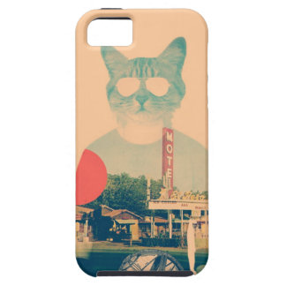 Cool Cat iPhone 5 Cover
