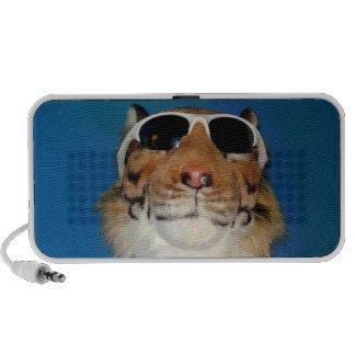 Cool Cat Notebook Speakers
