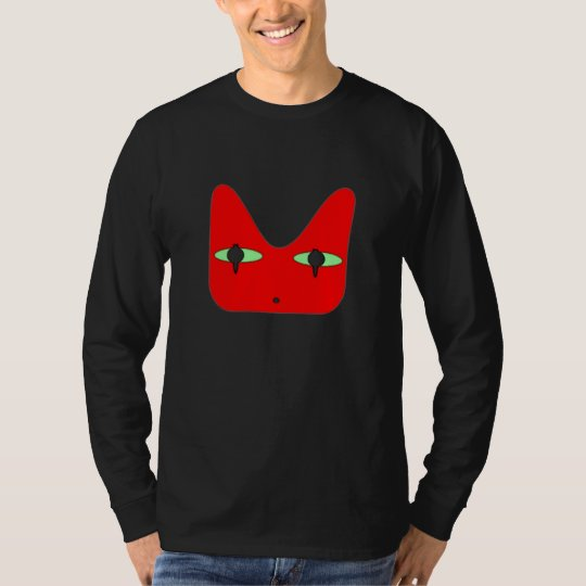 Cool Cat - Red T-Shirt