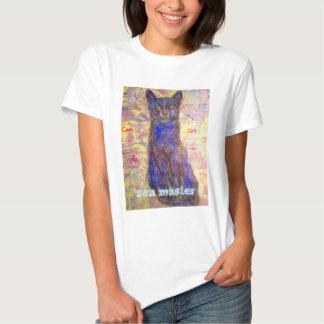 cool cat zen master shirt