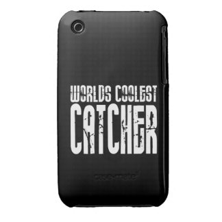 Cool Catchers : Worlds Coolest Catcher iPhone 3 Case