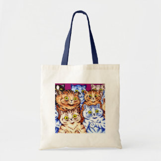 Cool Cats by Louis Wain