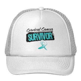 Cool Cervical Cancer Survivor Trucker Hat