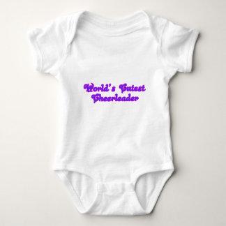 cool cheerleaders designs t-shirt