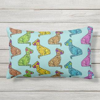 Cool Cheetah Cats Cushions