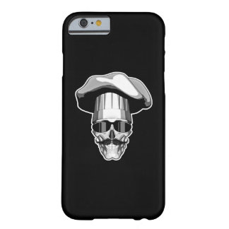 Cool Chef Skull v3 Barely There iPhone 6 Case