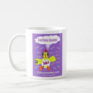 Cool Chicks Calculate Mug