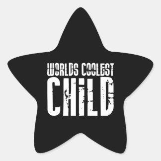 Cool Children : Worlds Coolest Child Star Stickers