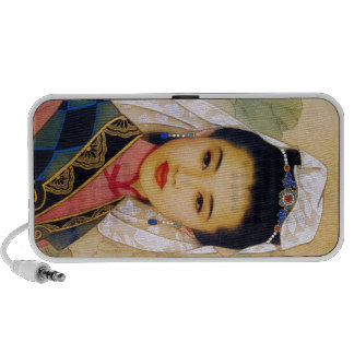 Cool chinese young beautiful princess Guo Jing Notebook Speaker