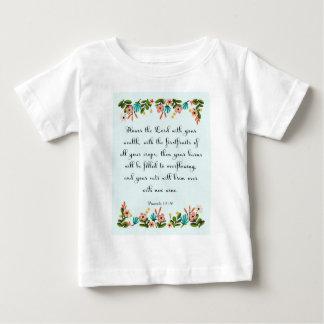 Cool Christian Art - Proverbs 3:9-10 T-shirt