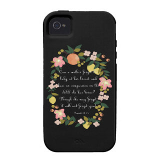 Cool Christian Art - Psalm 145:17 Vibe iPhone 4 Covers