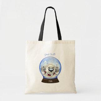 Cool Christmas Bear Bags