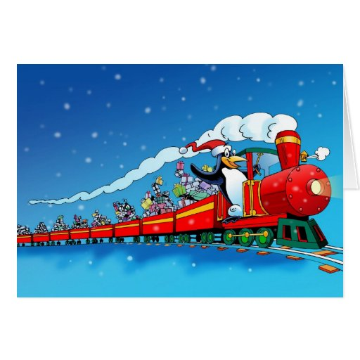 Cool christmas greeting card zazzle for Cool xmas cards