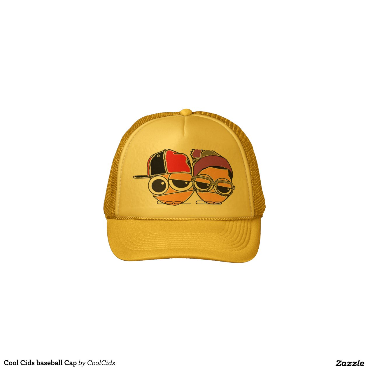 cool cids baseball cap trucker hat zazzle