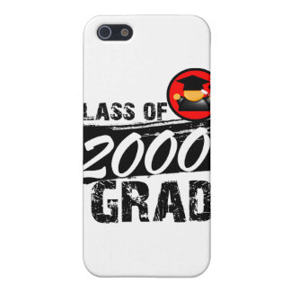 Cool Class of 2000 Grad iPhone 5 Case