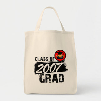 Cool Class of 2007 Grad Bags
