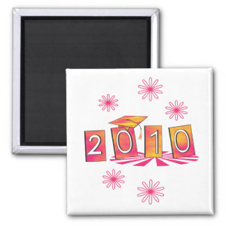 Cool Class of 2010 Graduate Refrigerator Magnet
