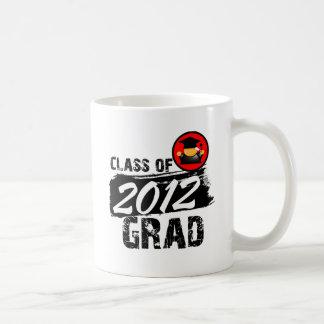 Cool Class of 2012 Grad Coffee Mugs
