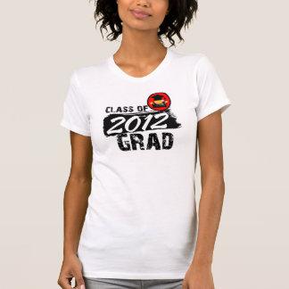 Cool Class of 2012 Grad T-shirt