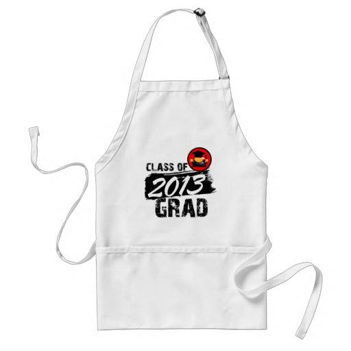 Cool Class of 2013 Grad Aprons