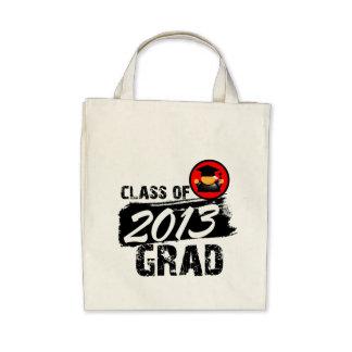 Cool Class of 2013 Grad Bags