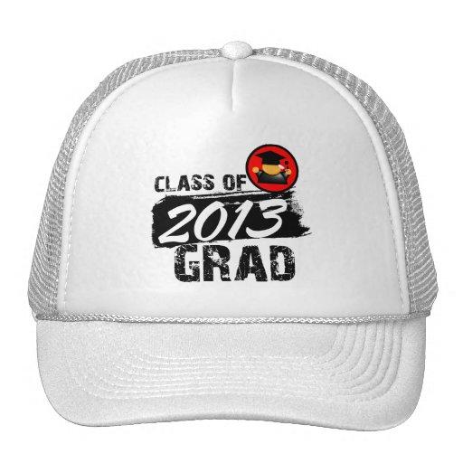Cool Class of 2013 Grad Mesh Hat