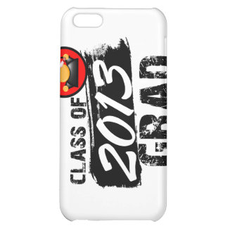 Cool Class of 2013 Grad Case For iPhone 5C
