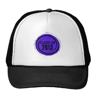 Cool Class of 2013 Graduation Trucker Hat