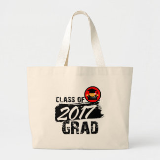Cool Class of 2017 Grad Tote Bags