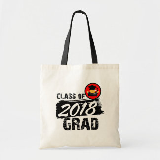 Cool Class of 2018 Grad Canvas Bags