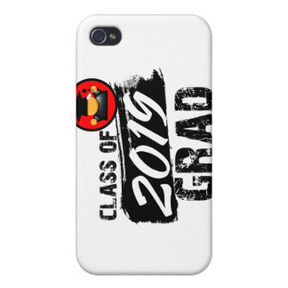 Cool Class of 2019 Grad iPhone 4 Covers