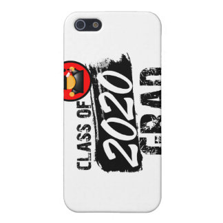 Cool Class of 2020 Grad iPhone 5 Case