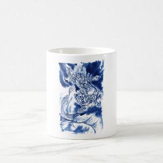 Cool Classic Japanese Demon tattoo Mug
