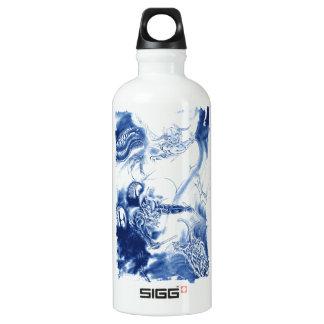 Cool Classic Japanese Demon tattoo SIGG Traveller 0.6L Water Bottle