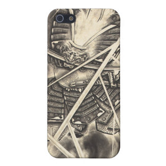 Cool classic vintage japanese demon ink too iPhone 5/5S covers