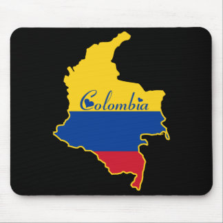Cool Colombia Mouse Mat